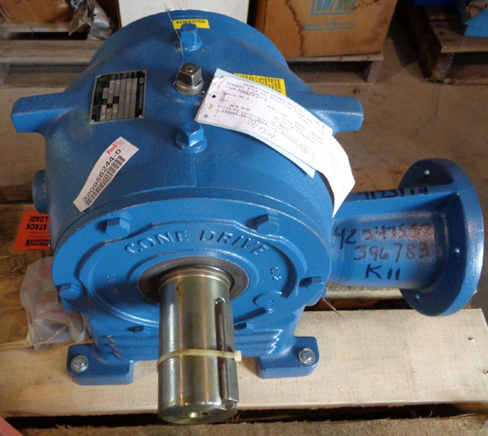 TEXTRON CONEDRIVE RIGHT ANGLE GEAR BOX MHU50-1