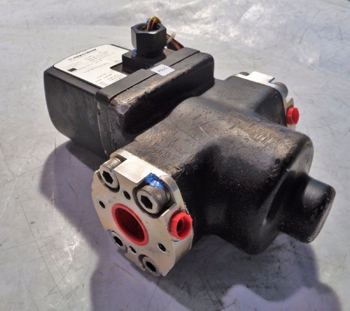 PRECISION ENGINE CONTROLS FUEL METERING VALVE MOD: VG1.5-440, PART: 70700097-10