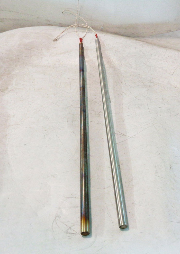 LOT OF (2) WATLOW FIRE RODS N36A4-L12