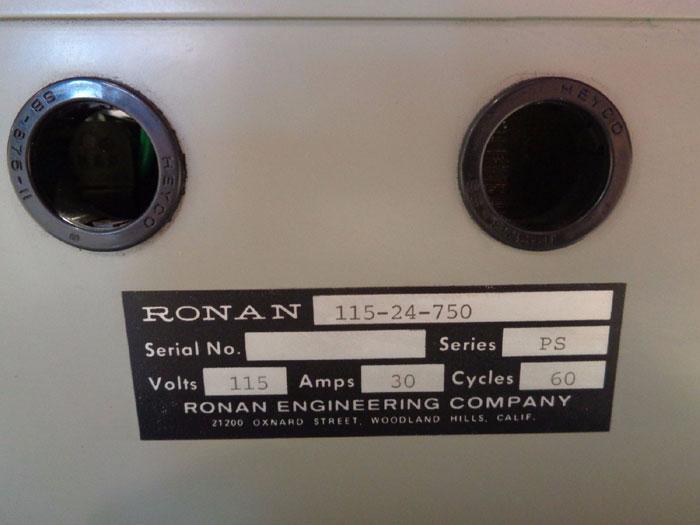 RONAN PS SERIES POWER SUPPLY 115-24-750