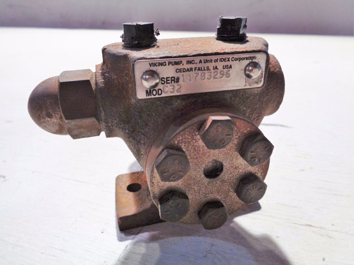 VIKING GENERAL PURPOSE GEAR PUMP - MODEL FV878A