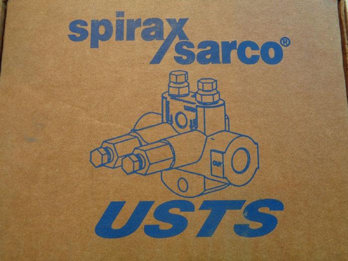 "SPIRAX SARCO USTS II 1/2"" UNIVERSAL STEAM TRAP STATION W/ HANDLES #74515"
