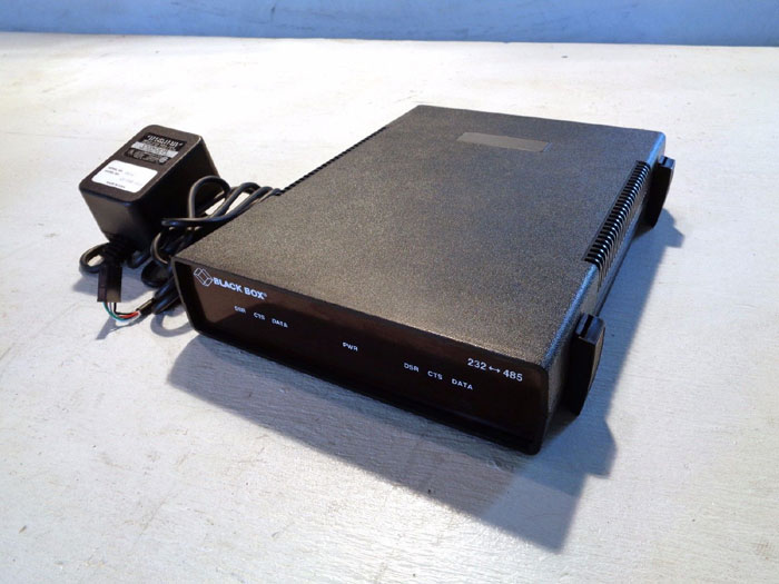 BLACK BOX CORP INTERFACE CONVERTER STANDALONE IC485A