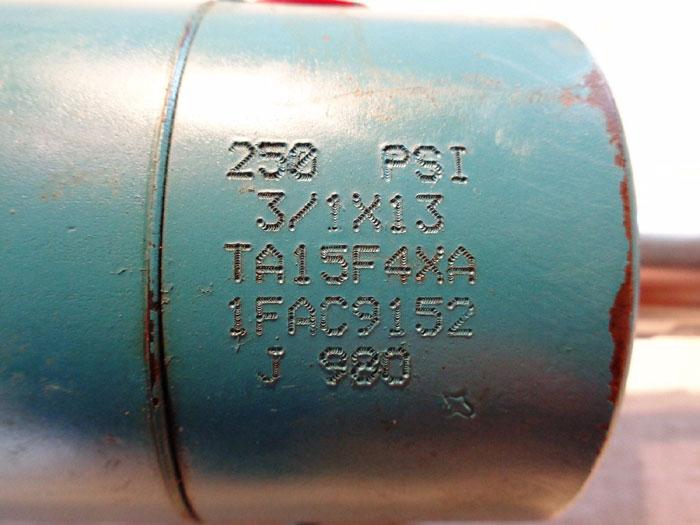 VICKERS T-SERIES THREADED CYLINDER 3/1X13 TA15F4XA