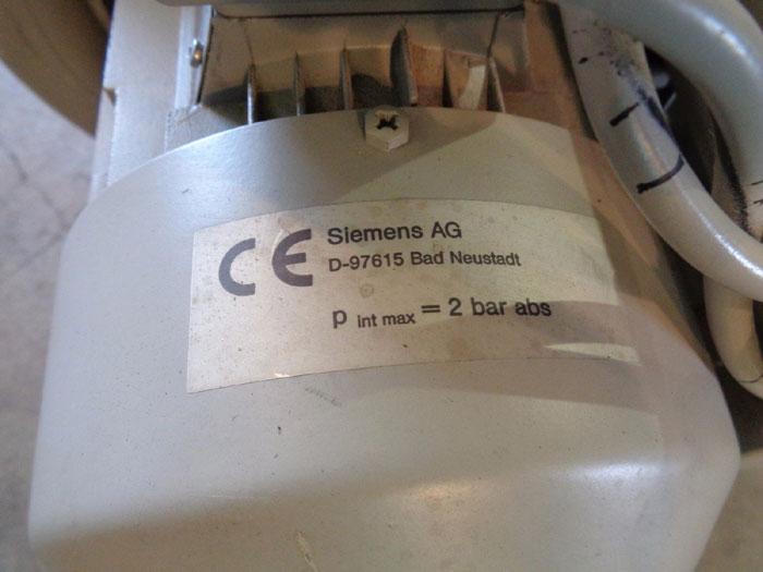 """SIEMENS ELMO-G 1-1/2"""" VACUUM PUMP"""