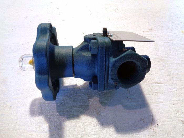 Lot of 2 itt dia flo handwheel operated diaphragm valve ccuart Gallery