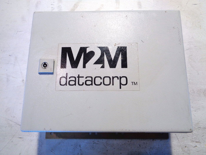 M2M DATA CORP 300-75006 WITH SATAMATICS SAT-101G