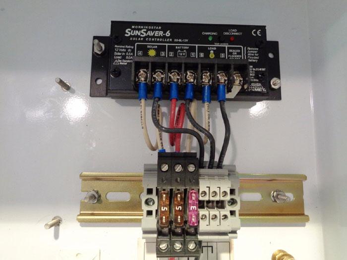 SOLARCRAFT INC ECONO BOX PACK - MODEL: M2M-40W-99AH-12V