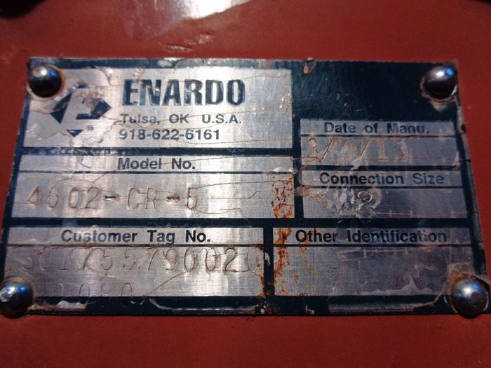 "ENARDO 2"" 150# VENT, MODEL#: 4002-CR-5"