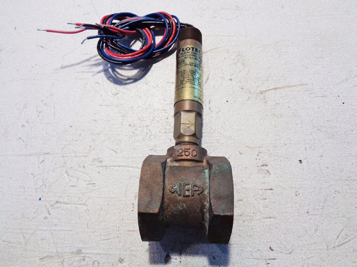 "W.E. ANDERSON 1-1/4"" FLOTECT FLOWSWITCH V6EPBBD4B"