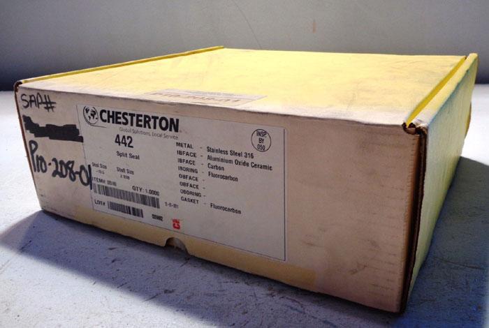 CHESTERTON MECHANICAL SPLIT SEAL 442, ITEM#: 683180