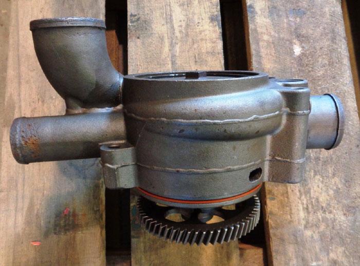 DETROIT DIESEL SERIES 60 MECHANICAL WATER PUMP #23517027