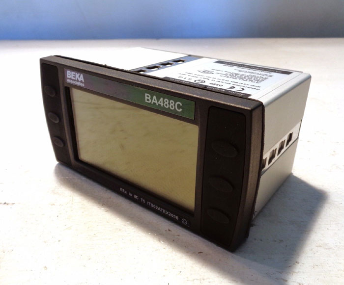 BEKA SERIAL TEXT DISPLAY BA488C