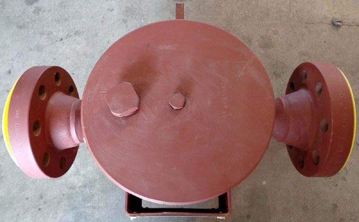 "SPIRAX SARCO 2"" 600# BALL FLOAT STEAM TRAP # FT-1550-60"