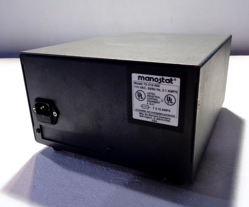 MANOSTAT SIMON VARISTALTIC PUMP, MODEL#: 72-310-000