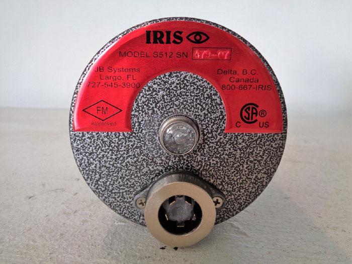 HONEYWELL IRIS FLAME VIEWING HEAD S512