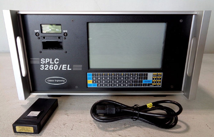 ODESSA ENGINEERING SPLC 3260/EL DATA LOGGER - MODEL #1032  SPLC/EL