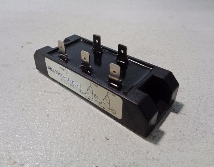 LOT OF (5) CONTROL TECHNIQUES TRANSISTORS AA3990-10015