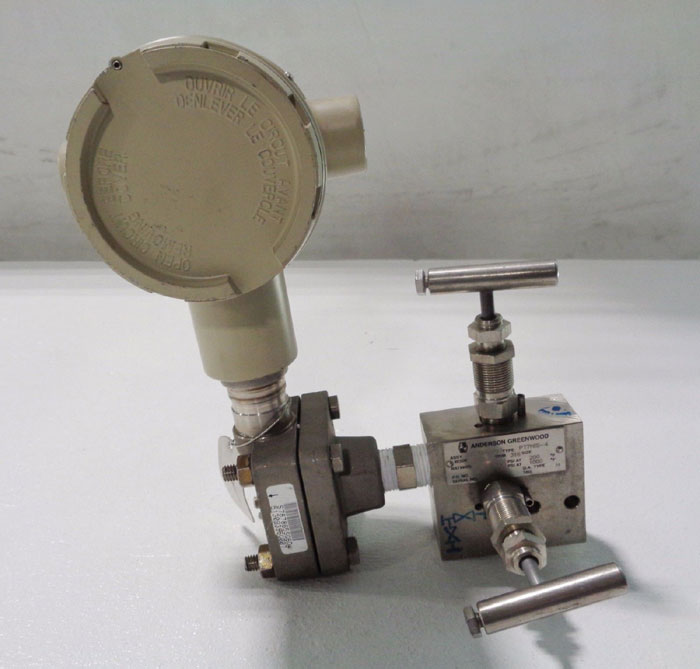 HONEYWELL ST3000 SMART PRESSURE TRANSMITTER YSTG170-E1/G/-00000-TG,SS,SB,1C-XXXX