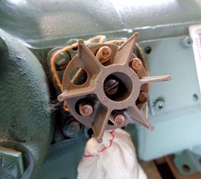 CARLYLE SEMI HERMETIC COMPRESSOR 06DM3136CC3650