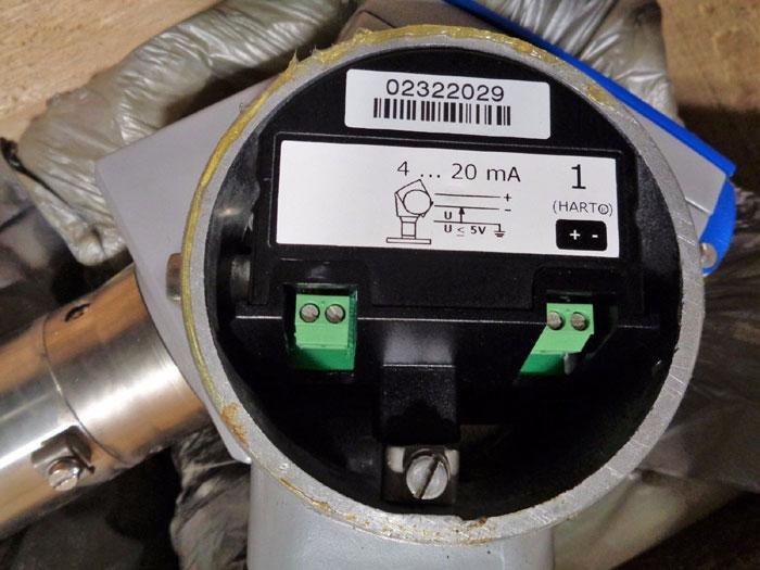 NEW KROHNE OPTIFLEX 1300 C GUIDED RADAR LEVEL METER VF714702010D001010000102