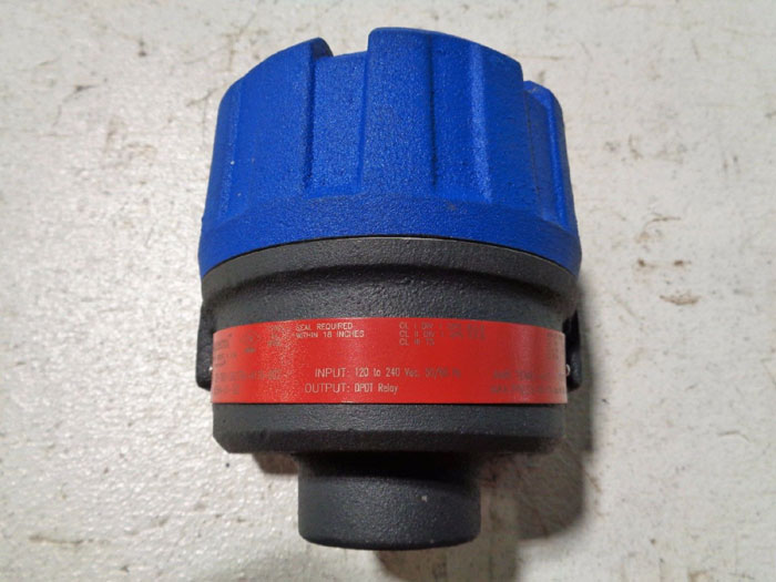 MAGNETROL TD2 THERMATEL FLOW LEVEL SWITCH TD2-7D00-030/TEB-A110-002