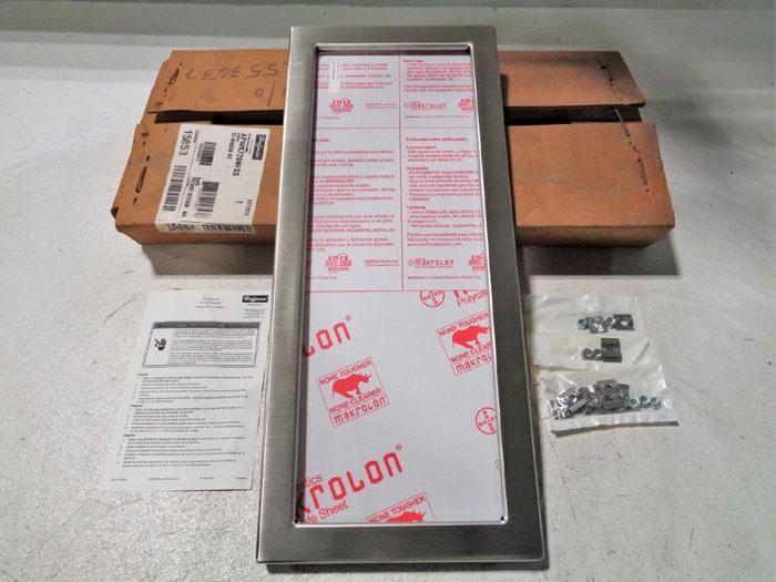 HOFFMAN STAINLESS STEEL WINDOW KIT - MODEL APWK720NFSS
