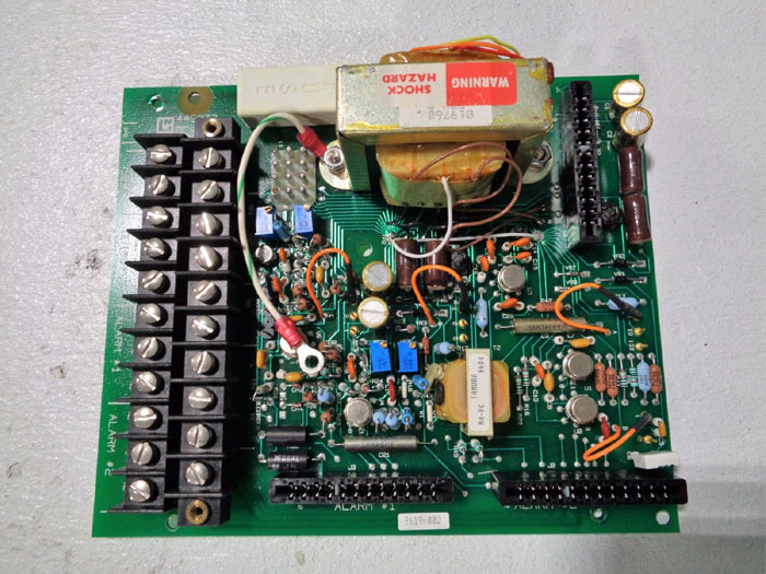 LEEDS & NORTHRUP MAIN BOARD 445273