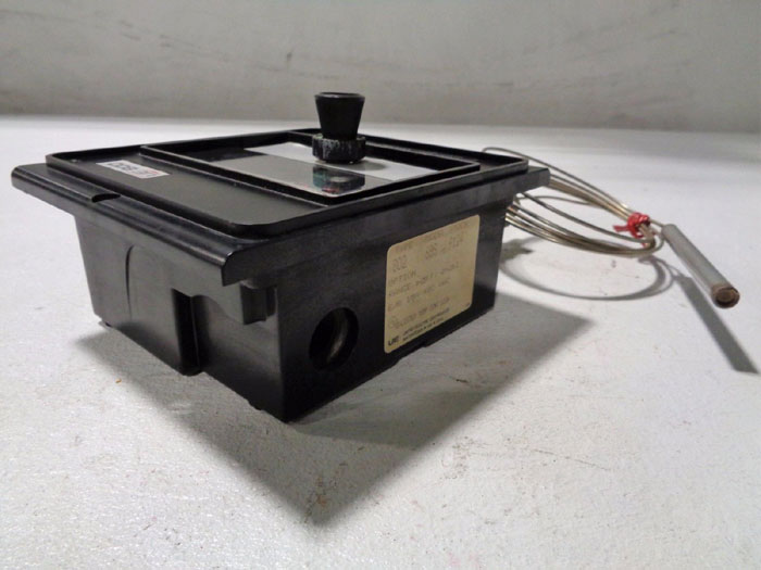 UNITED ELECTRIC INDICATING TEMPERATURE SWITCH 802-6BS  STOCK# 9124