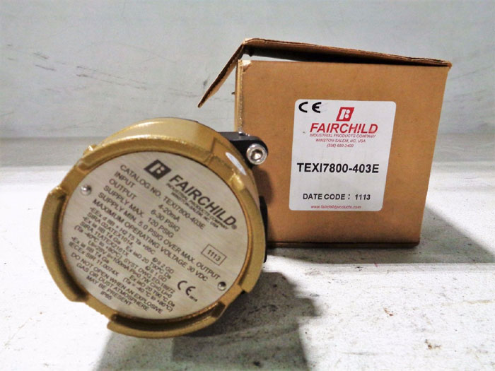 FAIRCHILD TRANSMITTER TEXI7800-403E