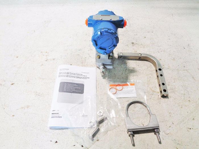 ROSEMOUNT PRESSURE TRANSMITTER 3051CG4A22A1AB4