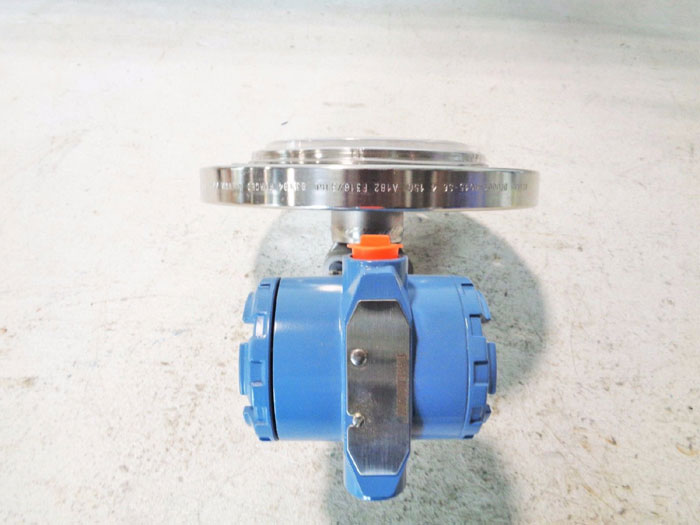 ROSEMOUNT PRESSURE TRANSMITTER W/ DIAPHRAGM 3051L3AB06D21AAL4
