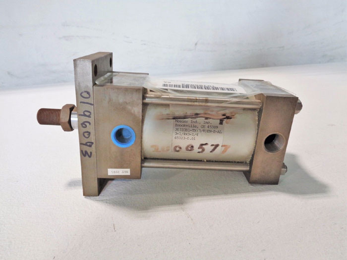 MOSIER AIRSERV AIR CYLINDER J0333B1-TX(3/8)EN-S-AL