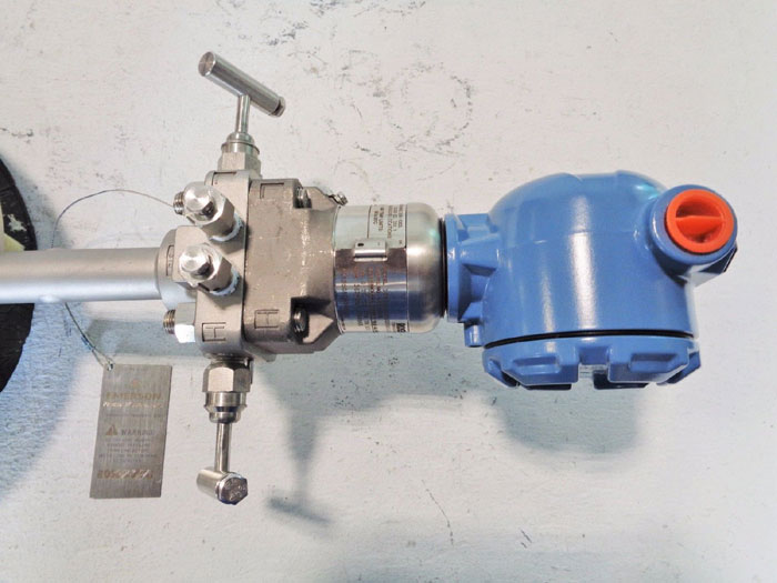 Rosemount 3051 Compact Orifice Flowmeter