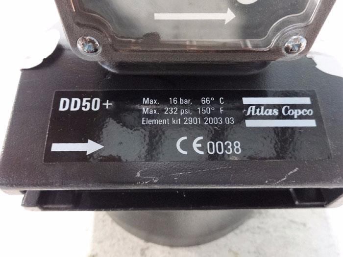 ATLAS COPCO LINE FILTER METER HEAD DD50+