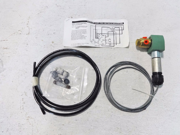 ASCO 3-WAY REMOTE MOUNTED SOLENOID VALVE 8320G1