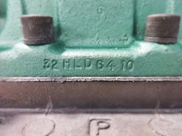 NUMATICS HAND LEVER VALVE 32HLD6410