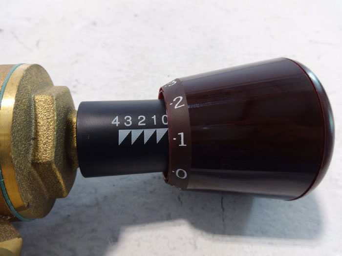 """ARMSTRONG 1-1/4"""" BRASS CIRCUIT BALANCING VALVE PN16"""