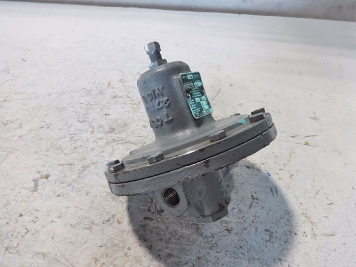 FISHER PRESSURE REDUCING REGULATOR TYPE 95L-105
