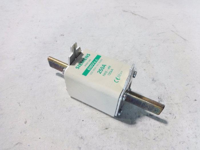 SIEMENS 690 VAC 250A FUSE AMP LINK 3ND2 244