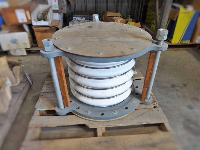 "20"" TEFLON LINED EXPANSION JOINT 4-CONVOLUTE"
