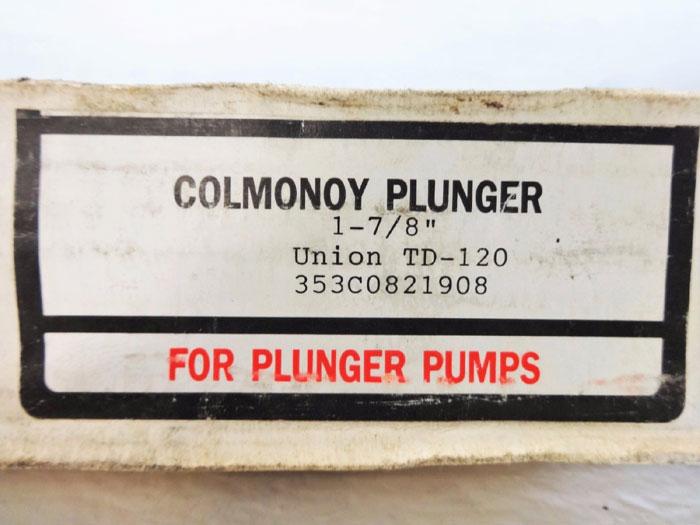 "COLMONOY UNION TD-120 PLUNGER 1-7/8""  353C0821908"