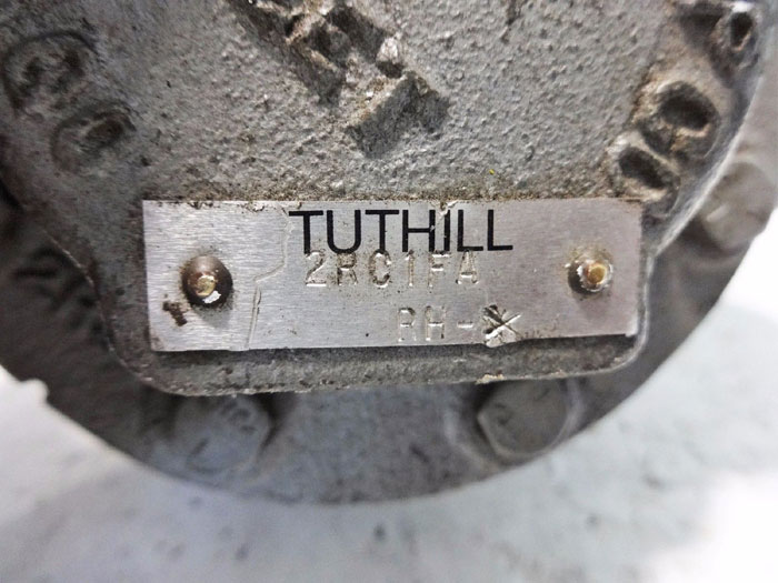 TUTHILL LUBRICATION PUMP 2RC1FA-RH