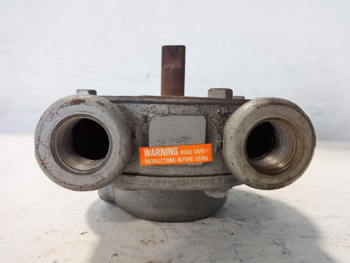 TUTHILL LUBRICATION PUMP 3RCS-RH