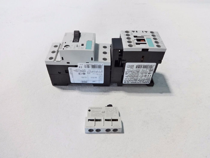SIEMENS SIRIUS COMBINATION STARTER 3RA11151EA151BB4