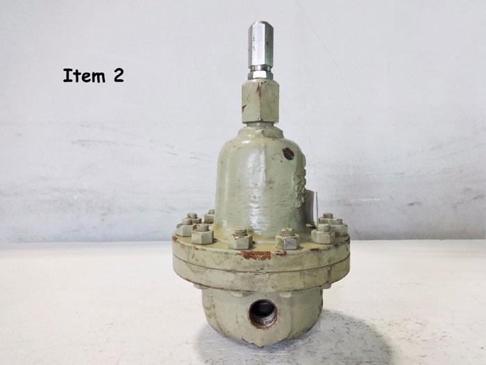 """CASHCO 3/4"""" WCB PRESSURE REDUCING REGULATOR TYPE 123 3-11-6 -OR- 123-1+6+"""