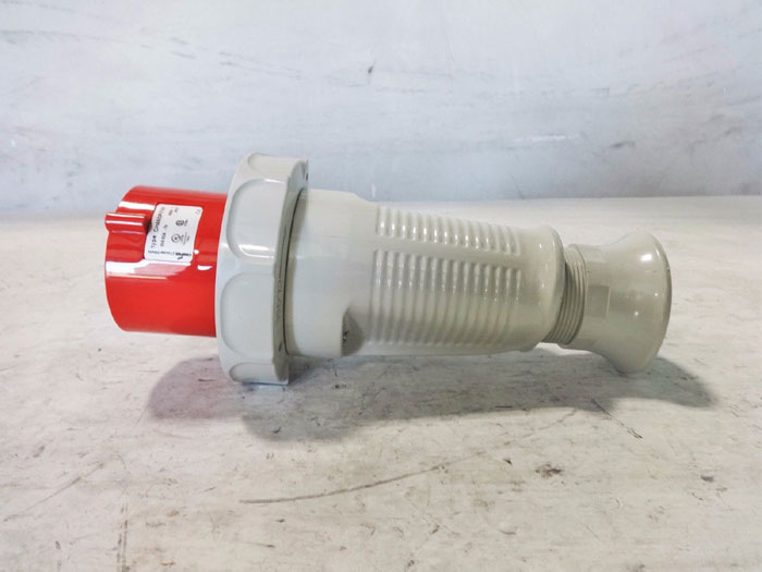 COOPER CROUSE HINDS PIN & SLEEVE PLUG CONNECTOR CH460P7W