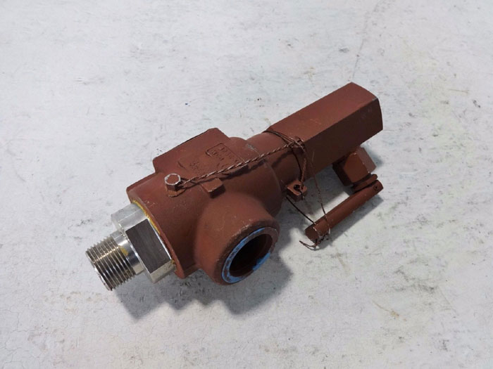 "FARRIS ENGINEERING 3/4"" x 1"" RELIEF VALVE 2850-PKD"