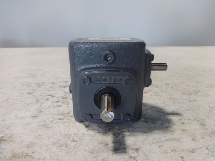 BOSTON GEAR RIGHT ANGLE GEAR SPEED REDUCER 710-10-G