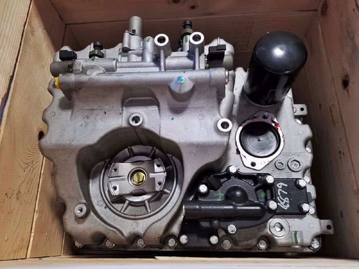 HYSTER 1SPD AL TRANSMISSION ASSEMBLY #4043334